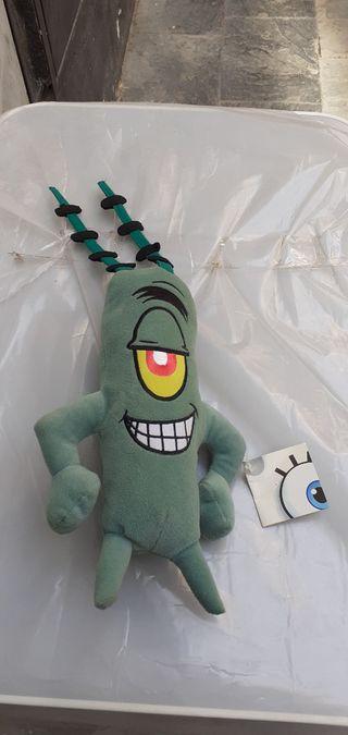"Peluche calamaro"" Bob esponja"