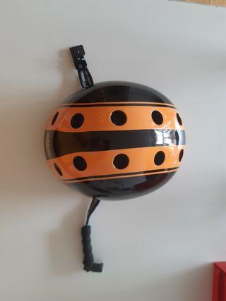 casco bicicleta melon