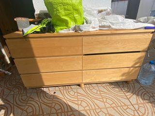 Cajonera IKEA 160 largo