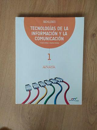 libro Tecnología de 1°bachillerato