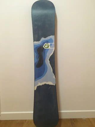 Tabla Snow Burton 158