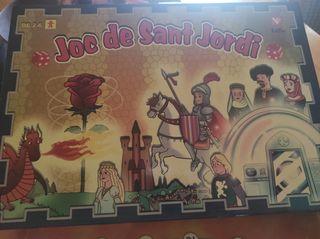 juego Santi Jordi oca