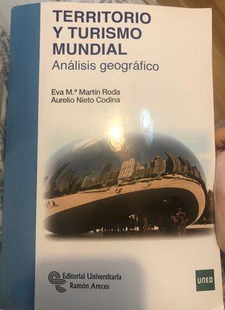 Libro geografia Uned