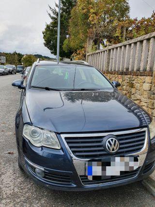 Volkswagen Passat Variant 2008
