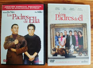DVDs comedia