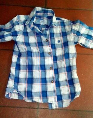 3 camisas 4 añitos