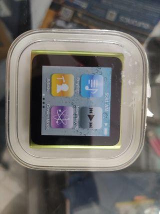 ipod nano 8gb verde
