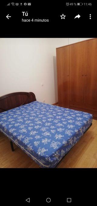 Alquilo habitación en piso compartido.