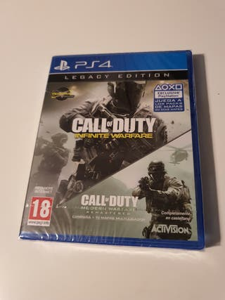 call of duty legacy edition ps4