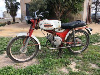 MOTOCICLETA GUZZI HISPANIA DINGO 49cc