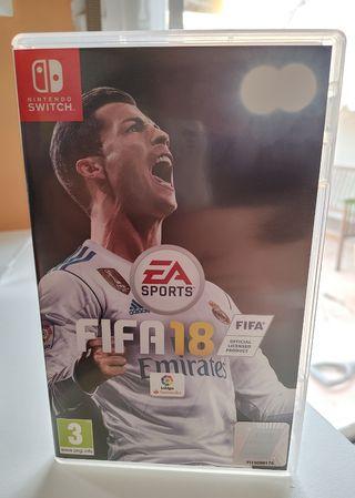 FIFA 2018 Nintendo Switch y Grapadora Nueva