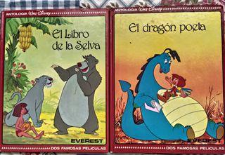 El libro de la selva y tres cuentos más