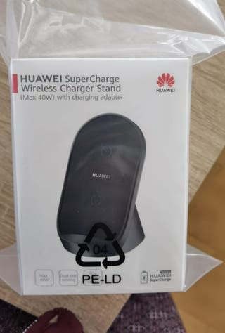 Cargador original inalambrico 40W Huawei
