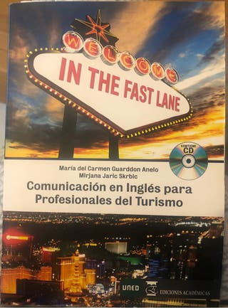 Libro ingles turismo uned
