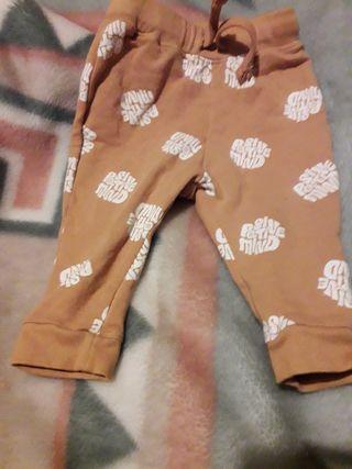 2 pantaloncitos 3/6 meses