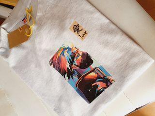camiseta naruto diseño personalizado