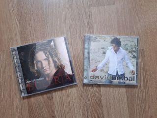 Lote CD David Bisbal