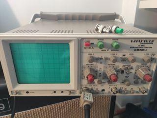 osciloscopio Hameg hm303-6