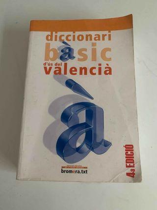 diccionarios valenciano castellano