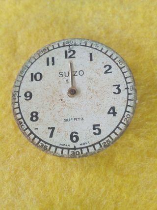Esfera Reloj Suizo