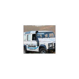 land rover defender snorkel safari