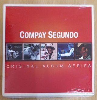 COMPAY SEGUNDO (ORIGINAL ALBUM SERIES) 5 CD 2014