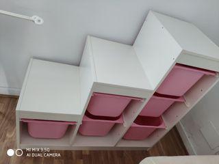 cajonera TROFAST IKEA