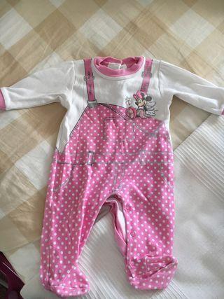Pijama Minnie bebe