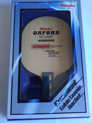 Raqueta Ping Pong Nittaku Oxford ST