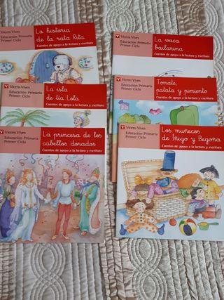 Libros Educación Primaria Vicens Vives