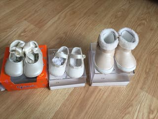 Zapatos bebe niña de Mayoral