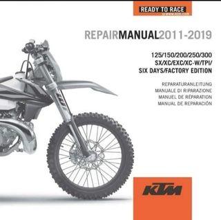 Manual de taller KTM exc