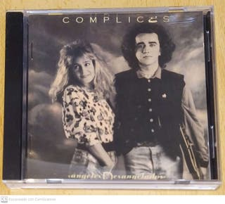 COMPLICES (ANGELES DESANGELADOS) CD 1989