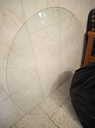 cristal para mesa de camilla
