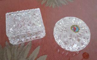 juego cajitas de cristal