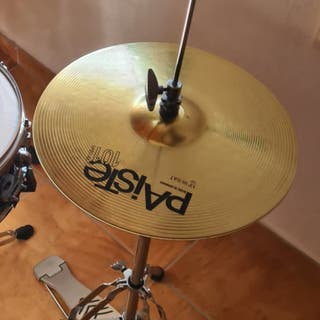 Platos batería musical