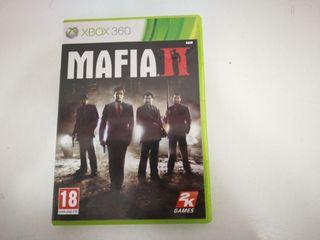 Videojuego Xbox 360 Mafia II