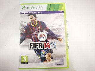 Videojuego Xbox 360 Fifa 14