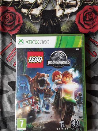 Juegos XBOX 360 (LEGO Jurassic World)