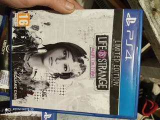live is strange juego ps4