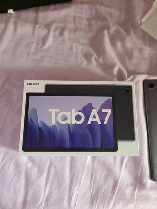 Samsung Galaxy Tab A7, sin estrenar