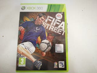 Videojuego Xbox 360 Fifa Street