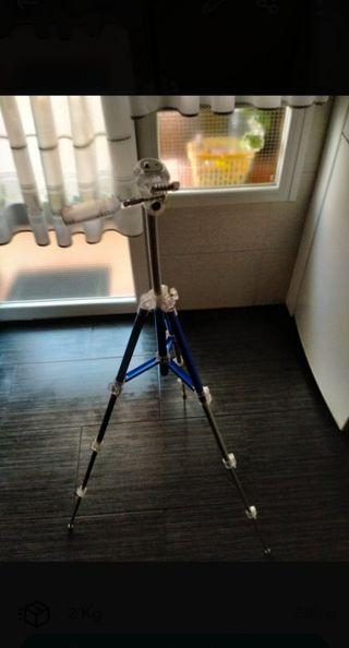 Trípode para cámara de fotos o vídeo