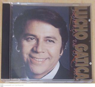 LUCHO GATICA (BOLEROS DE ORO VOL. 2) CD 1994