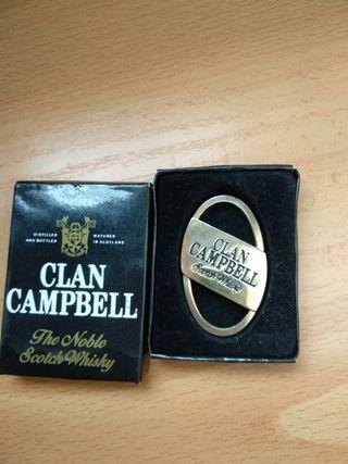 Llavero Clan Campbell