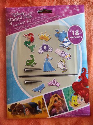 Magnet set Disney princess