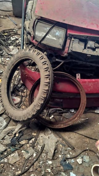 ruedas y yantas de charre