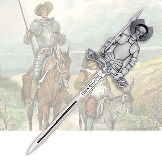 Mini Espada Don Quijote de la Mancha Abrecartas
