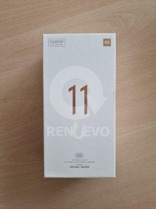 Xiaomi Mi 11, 5G, 8/128gb, Negro *** Precintado