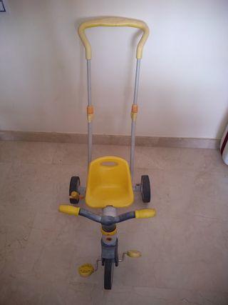 se vende triciclo de niño